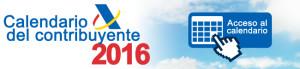 calendario declaración de la renta 2016